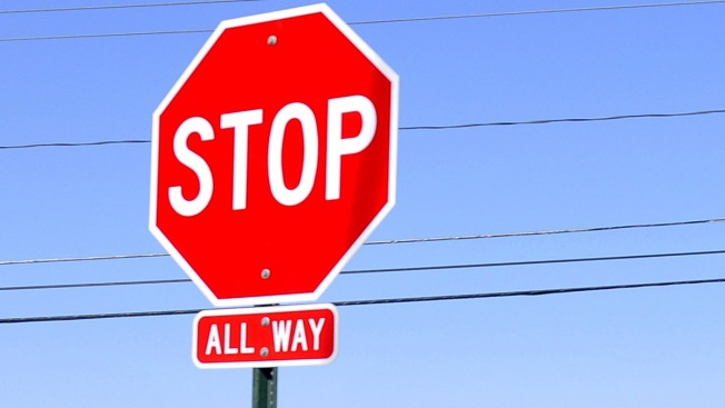 Someone Wants Motorists to Stop Along Pennsylvania Road, Tampers With Stop Sign