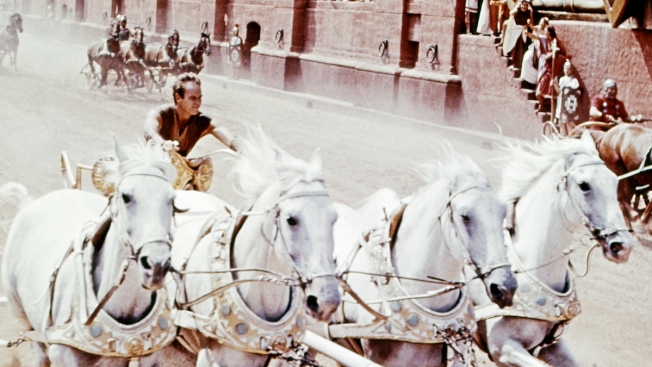 """Ben-Hur"" Remake Heading to the Big Screen"