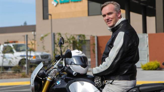 Calif. Doctor Braved Wildfire on Motorcycle to Reach Premature Babies