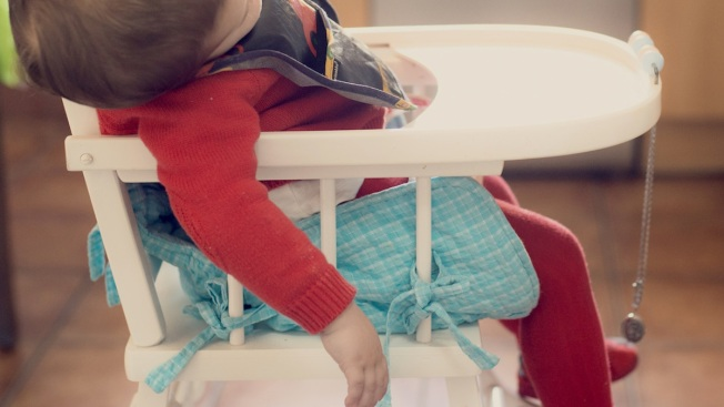 Body Clock May be to Blame When Tots Fight Sleep