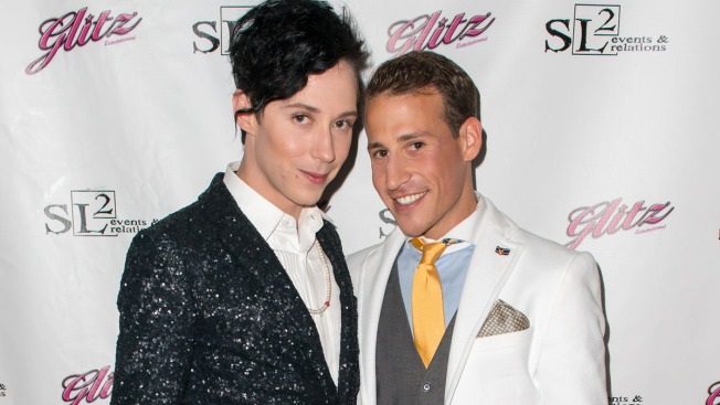 Johnny Weir Divorce Drama: Skater Opens Up About Domestic Violence and Nude Photos, Ex Victor Voronov Responds