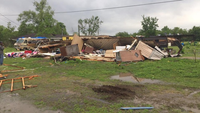 Mom, 3-Year-Old Daughter Killed in Louisiana Tornado as Storm Sweeps Across Southeast