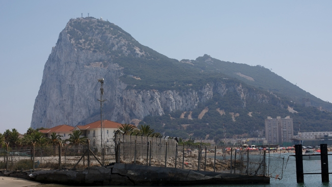 Gibraltar says Spanish navy ship entered its waters: 'incursion' or 'routine?'