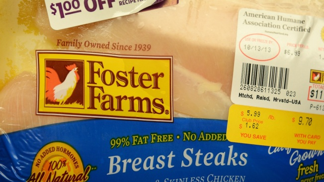 Foster Farms Plant Shuts Down Day After Reopening