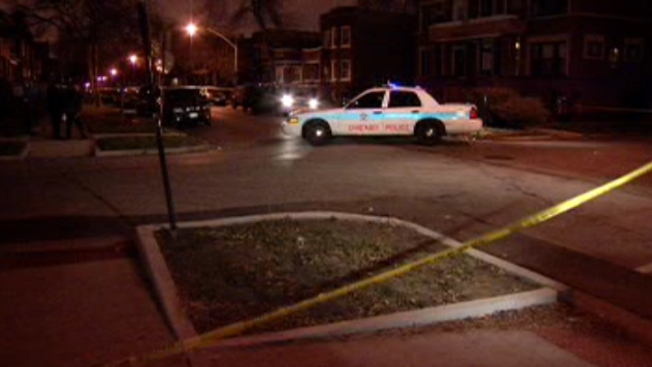 2 Teens Struck in Shooting