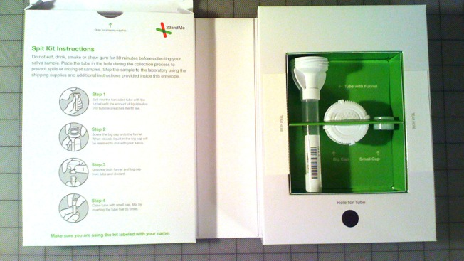 FDA Tells 23andMe to Halt Sales of Genetic Test