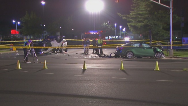 Child Dies in Multi-Vehicle Car Crash