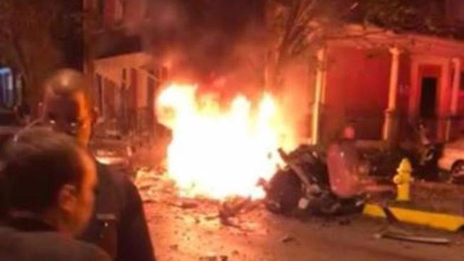 Males Killed In Intentional Car Explosion In Allentown NBC - Car show allentown pa