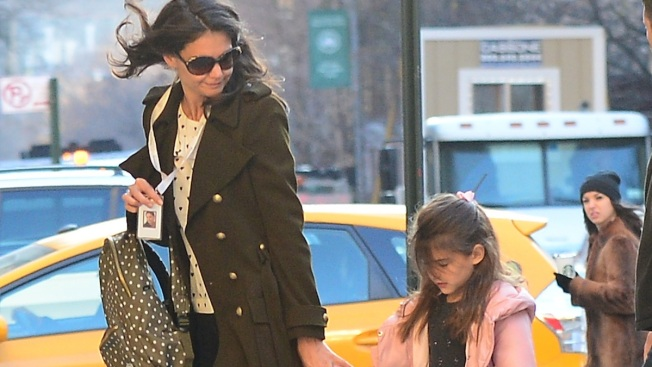 "Katie Holmes Opens Up About New Life With Suri Cruise: ""New York Has Been Very Good to Both of Us"""