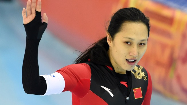 Zhang Hong Pulls Olympic Stunner in Speed Skating