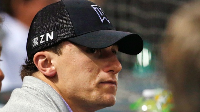 Career on Hold, Johnny Manziel Taking College Classes