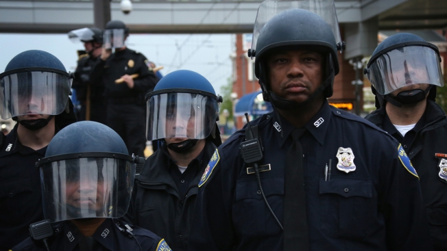 "3 Gangs Working to ""Take Out"" Cops: Baltimore PD"