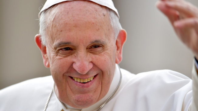 Pope Applauds Ecology Advocates in Rome From Many Religions
