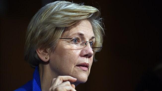 Elizabeth Warren Endorses Clinton Over 'Thin-Skinned Fraud' Trump