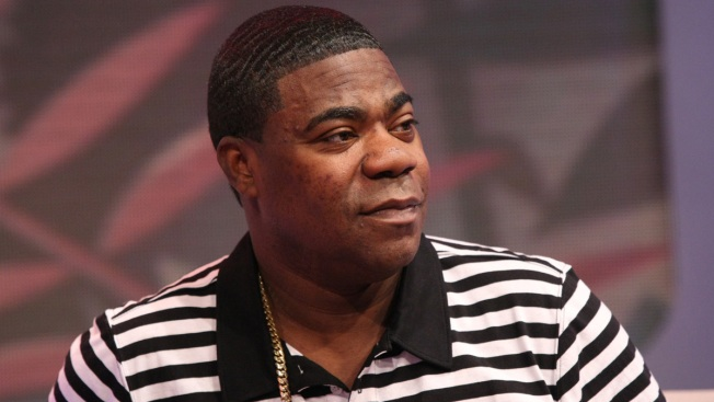 Tracy Morgan Transferred to Rehab Center