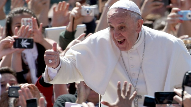 Pope Francis Says He'll Attend World Meeting of Families in Philadelphia: Chaput
