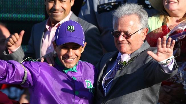 Trainer Art Sherman Becomes Oldest Derby Winner