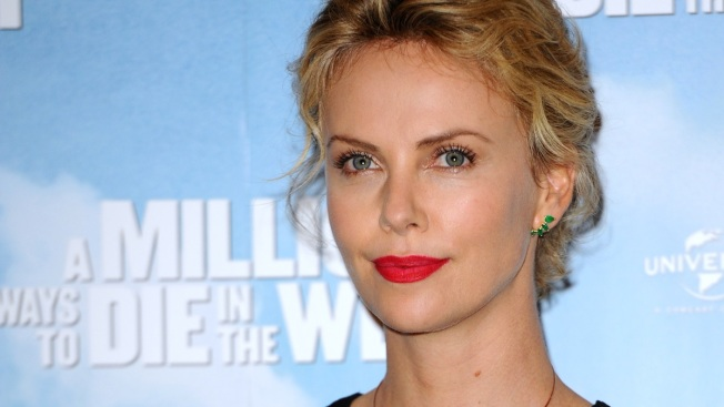 Charlize Theron Equates Press Intrusion of Her Personal Life With Rape