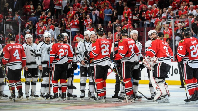 Kings Beat Blackhawks, Advance to Stanley Cup Final