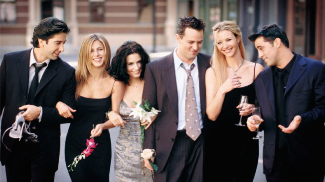'Friends' Cast Reunion Happening on NBC