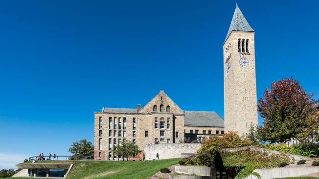 Cornell Male Singing Group Booted From Campus for Hazing