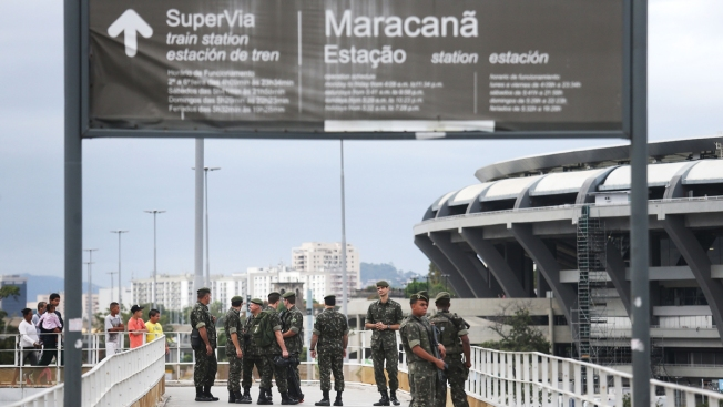 Group Plotted Chemical Attack During Rio Games: Documents