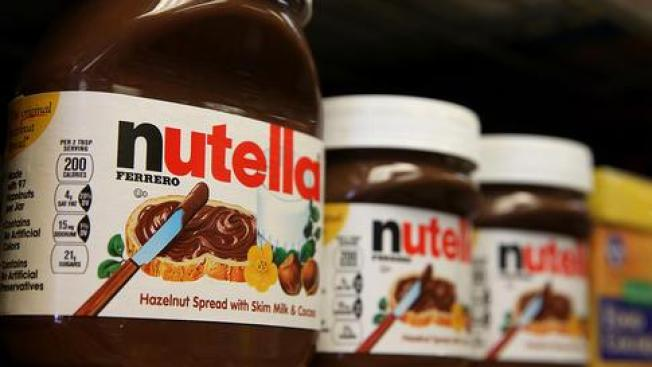 Man Punches Elderly Man Over Nutella Waffle Samples