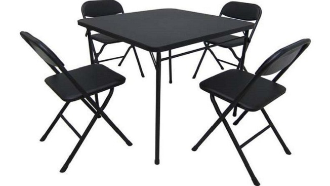 Wal-Mart Recalls Card Tables After Reports of Fall Hazards