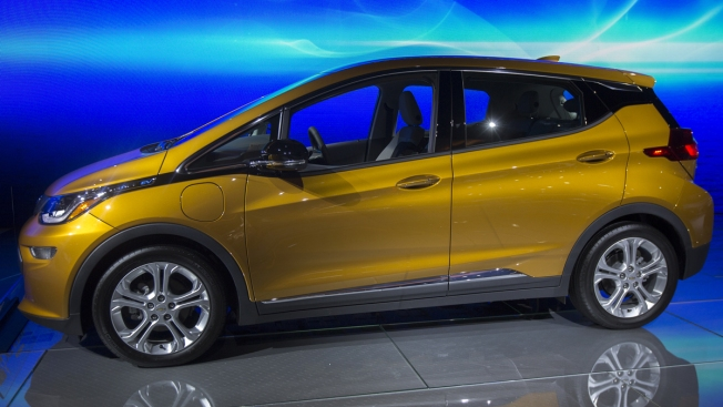 Chevy Bolt Gets Top Car Award at Major Auto Show, Honda Ridgeline Top Truck