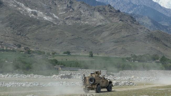 Pentagon Identifies 3 Servicemen Killed in Afghanistan