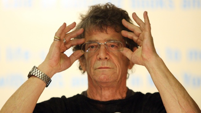 Celebrities React to Lou Reed's Death