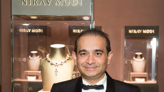 Billionaire Jeweler to the Stars Navid Modi Vanishes Amid Bank Fraud Accusations