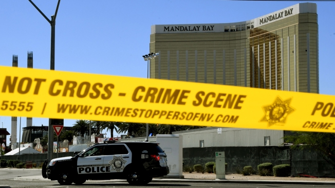 Vegas Shooting: Radios, First Responders Were Overwhelmed, Official Review Finds