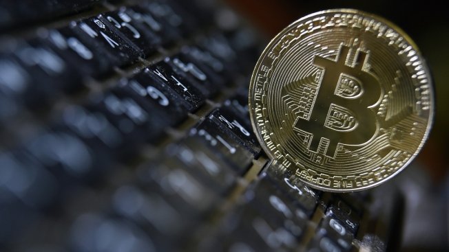 Talk of a Bubble Intensifies as Price of Cryptocurrency Bitcoin Soars