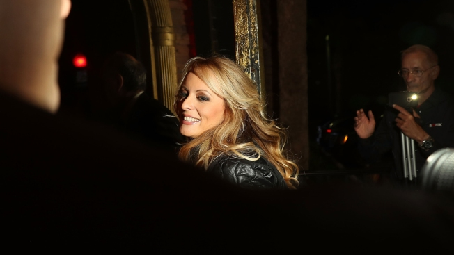Stormy Daniels Offers to Pay Back $130K to Talk Trump