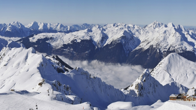 'Miraculous': Boy, 12, Survives Buried 40 Minutes in Avalanche