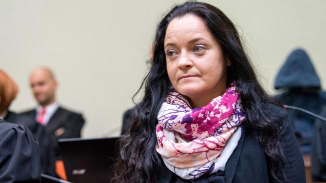 'Nazi Bride' Found Guilty of 10 Murders in Germany
