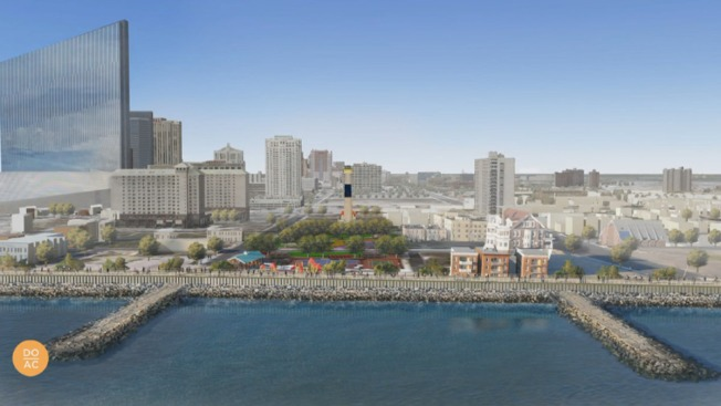 Atlantic City Awarded Grants In Boardwalk Construction