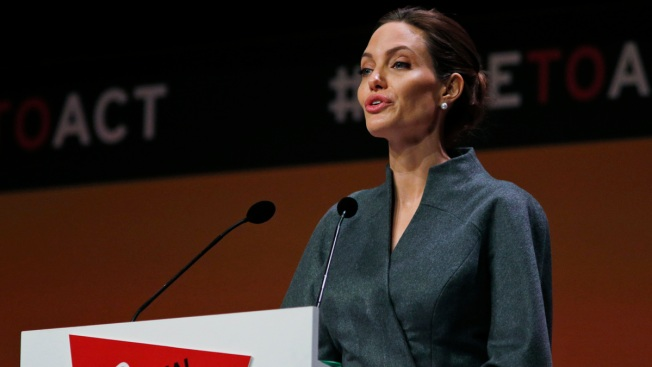 Angelina Jolie Made an Honorary Dame by Queen Elizabeth II