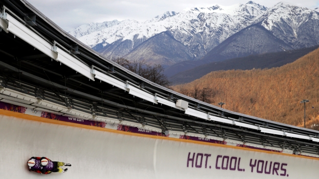 Sunburned in Sochi: Winter Olympic Games Grapple With Summer Weather