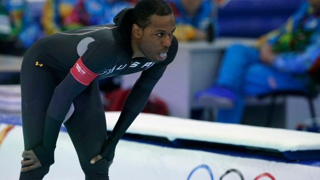 Shani Davis Misses Out on Third Straight Gold in 1000m