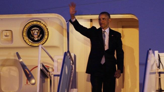 Utah Visit Leaves Obama 1 State Short of Visiting All 50
