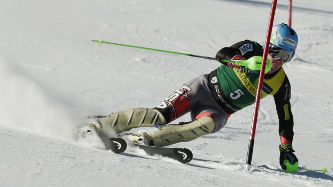 Ted Ligety Favored at Olympic Ski Season Kickoff