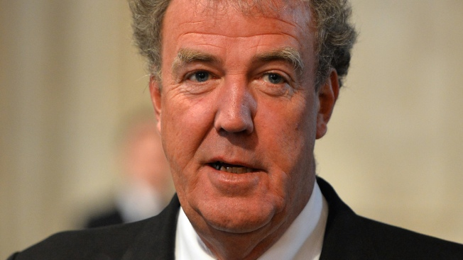Ex-'Top Gear' Host Jeremy Clarkson Apologizes to Producer He Hit