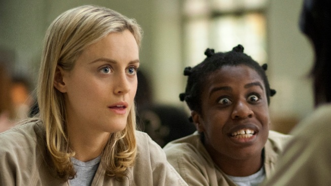 "Emmy Stretches the Laughs With ""Orange Is the New Black"""
