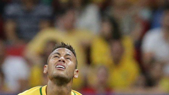 Brazil Disappoints Again in Men's Soccer, Draws Iraq 0-0