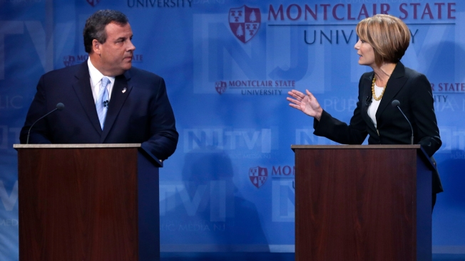 Christie Says Tough Talk Will Continue if He Wins 2nd Term