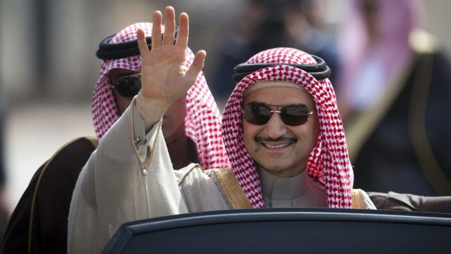 Prince Alwaleed Bin Talal: Let Women in Saudi Arabia Drive