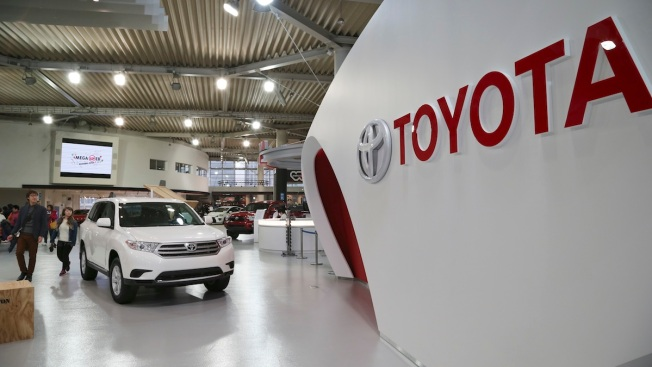 Toyota Recalls About 6.4M Vehicles Globally