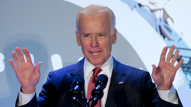 Vice President Joe Biden Reveals His Must-Have Beauty Product